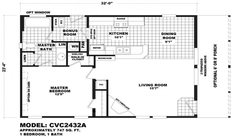 Floor Plans Wholesale Manufactured Homes
