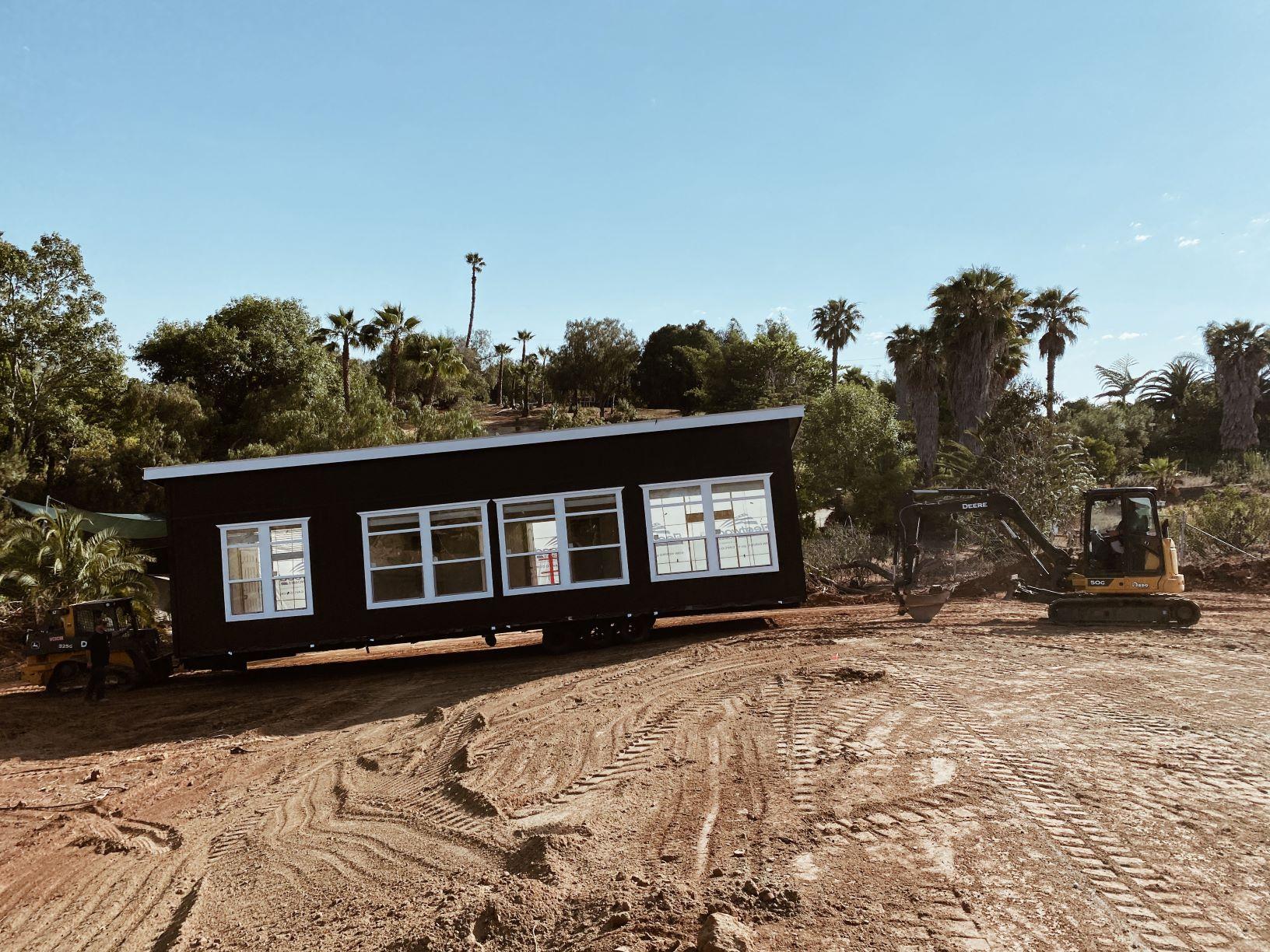 Shed Roof ADU In Vista, CA